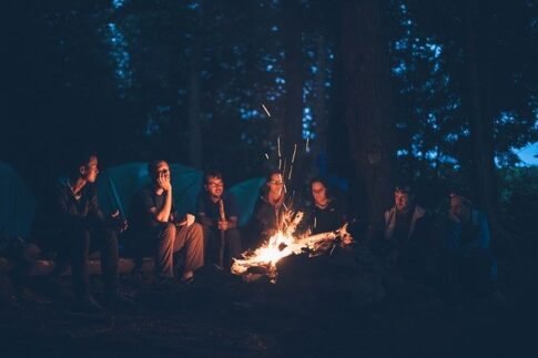 What are the 5 most important survival skills, bonfire