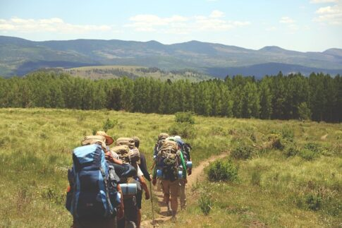 Are bug out bags necessary, people hiking